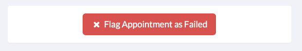 Failed Appointment